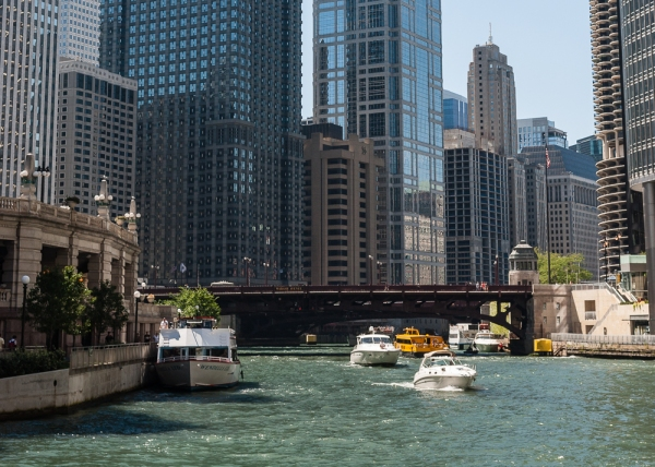 Choosing Your Perfect Chicago Boat Tour -- CAF Architecture Cruise vs Wendella River & Lake