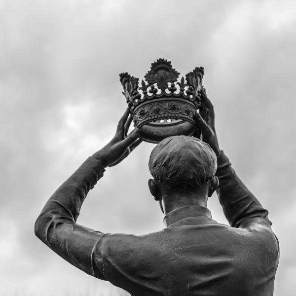 Prince Hal, Gower Memorial, Stratford-Upon-Avon