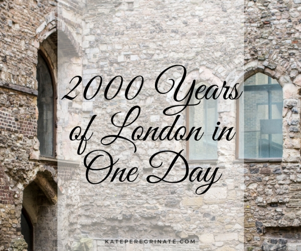 2000 Years of London in One Day
