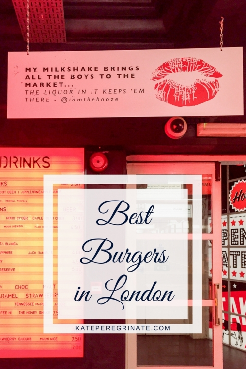 Best Burgers in London