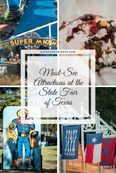 Six Must-See Attractions at the State Fair of Texas